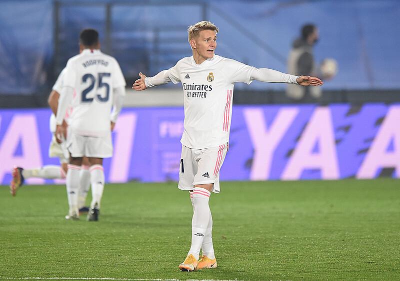 Zidane blokadą dla młodych w Madrycie? Odegaard kolejnym niewykorzystanym talentem