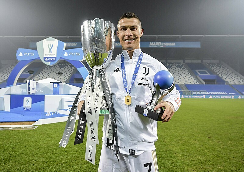 Brakujący element układanki, której nie ma. Czy Juventus dobrze wykorzystuje obecność Ronaldo?