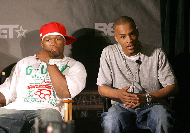 T.I. i 50 Cent wspólnie w serialu o hip-hopowych zabójstwach? To już potwierdzone