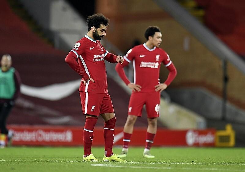 Strzelecki kryzys Liverpoolu. Twierdza Anfield upadła, a mistrz przeżywa Dzień Świstaka