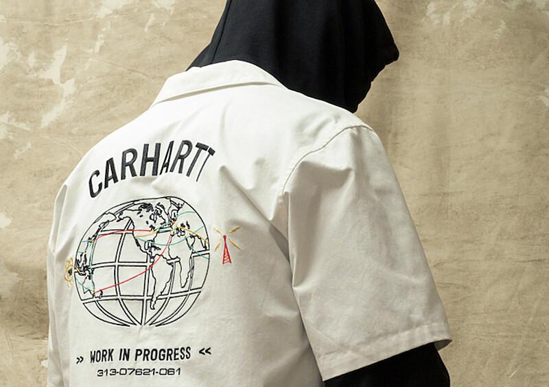 Marka Carhartt WIP pokazała kolekcję na wiosnę i lato 2021