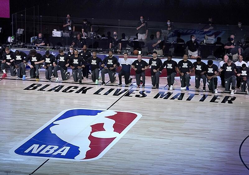 To koniec sezonu NBA? Kolejne drużyny nie chcą grać w proteście przeciwko rasizmowi i brutalności policji