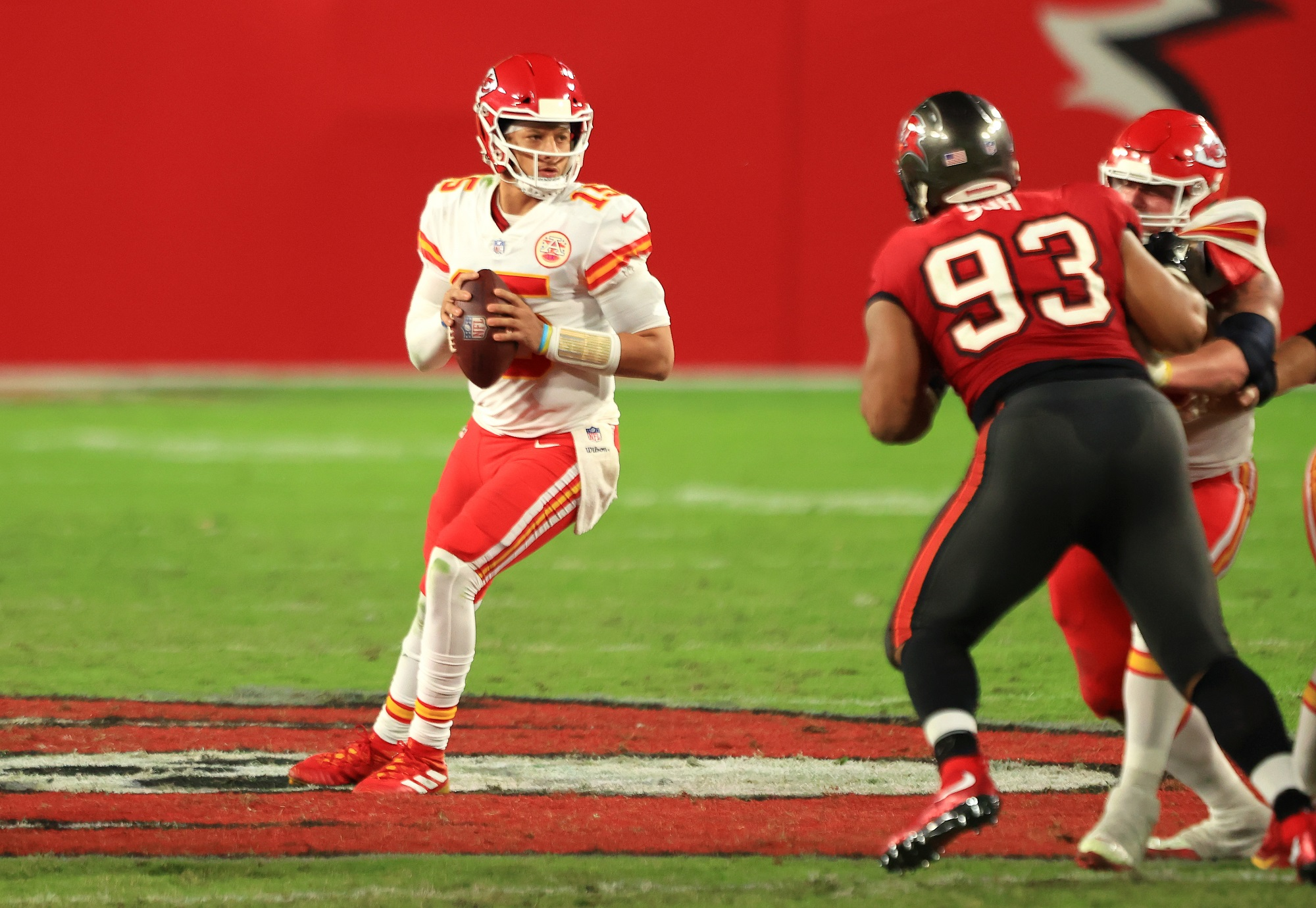 NFL: Kansas City Chiefs v Tampa Bay Buccaneers