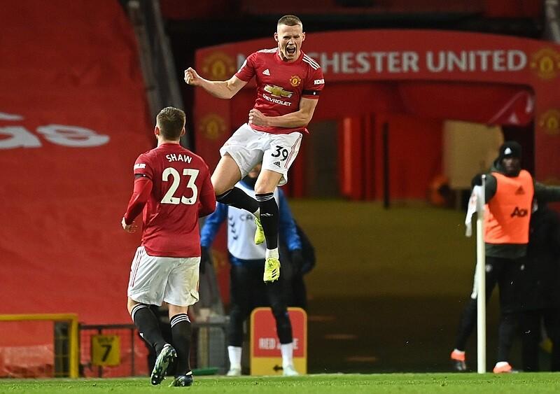 Chłopak zza rogu, który staje się liderem Manchesteru United. Wysokie loty Scotta McTominaya