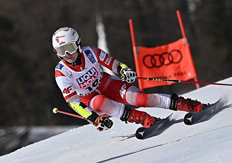 Historie alpejskie. Maryna Gąsienica-Daniel umacnia się w światowej czołówce