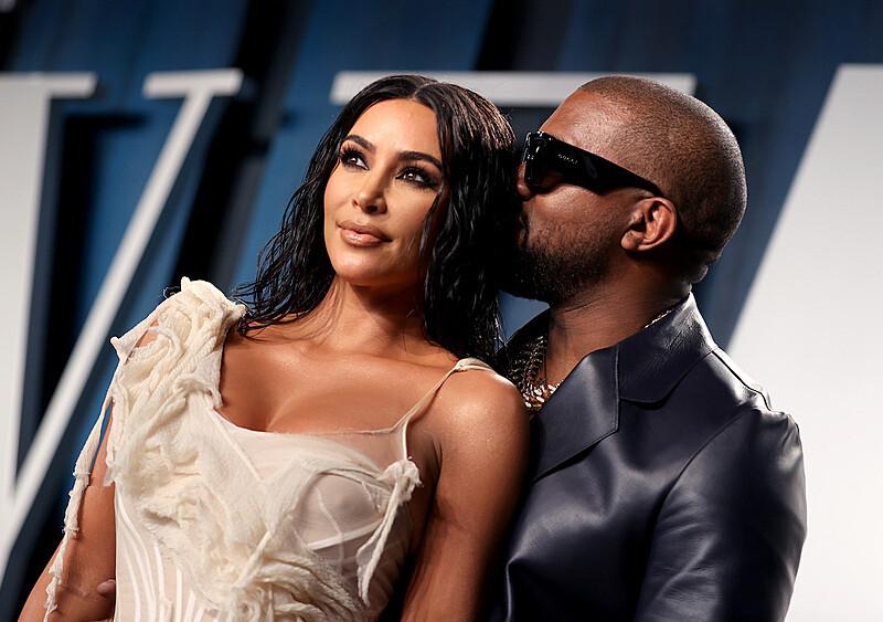 Kim Kardashian złożyła pozew o rozwód. Rozstaje się z Kanye Westem