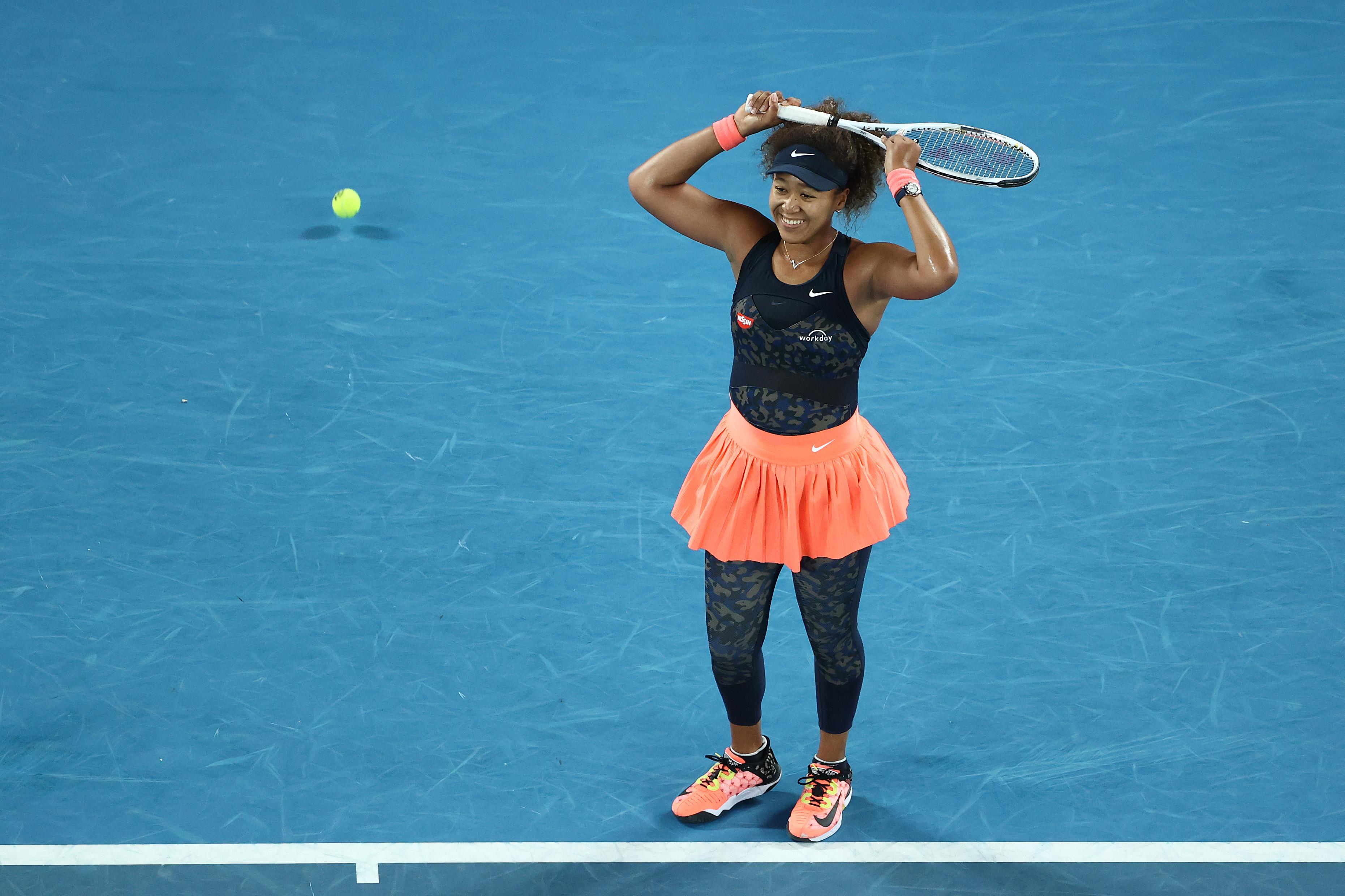 Australian Open - Naomi Osaka