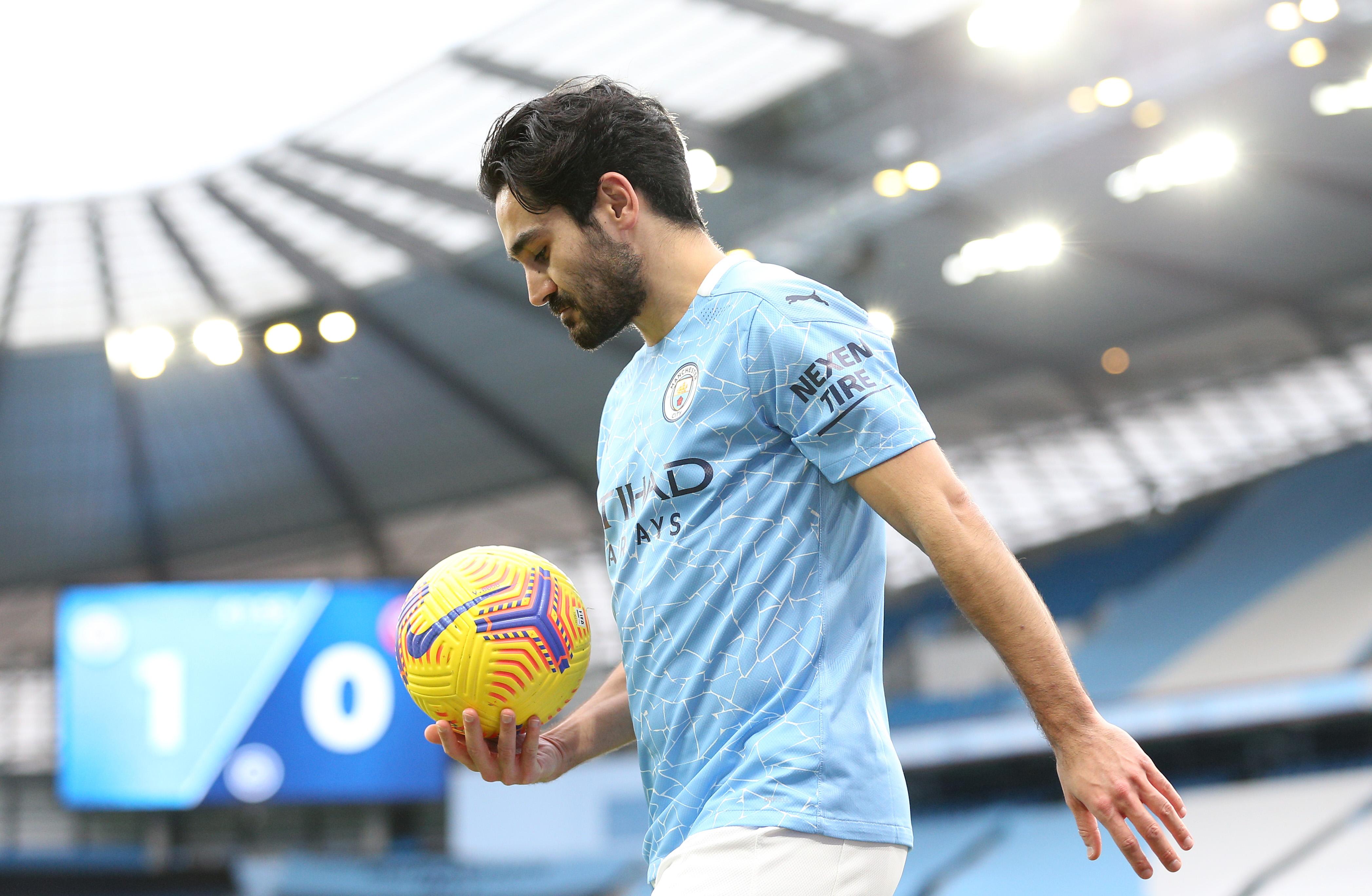 Manchester City v Sheffield United - Ilkay Gundogan
