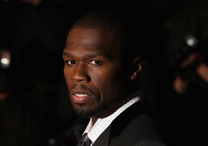 50 Cent nawiązał współpracę z Netfliksem. Powstanie serial na podstawie jego książki