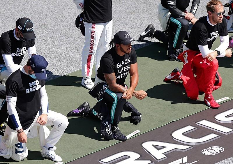 Tęczowa wydmuszka F1, czyli problem z Grand Prix Arabii Saudyjskiej (KOMENTARZ)
