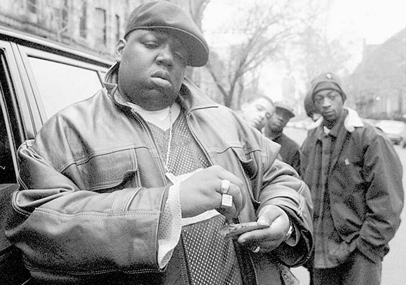 Dla kogo powstał netfliksowy dokument o Notoriousie B.I.G.? Trudno powiedzieć (RECENZJA)
