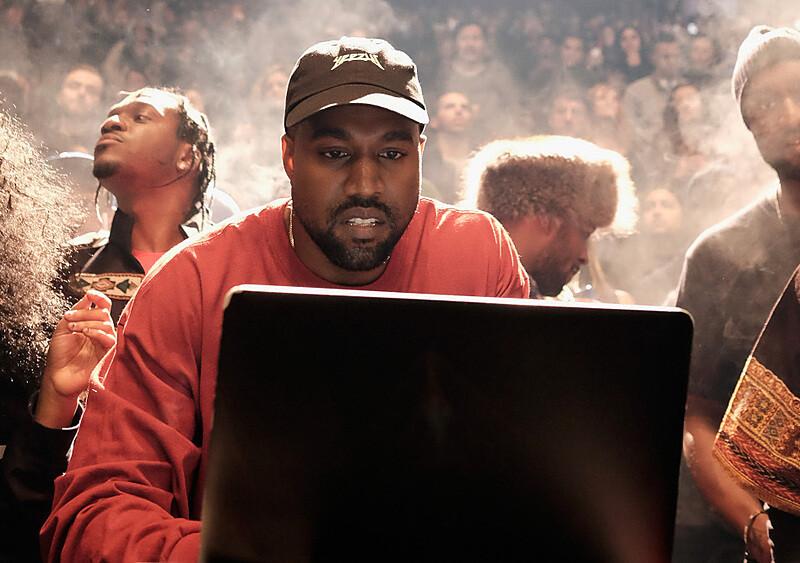 Co nowego u Kanye'ego Westa? Fałszywe podpisy pod kandydaturą i niepublikowane projekty