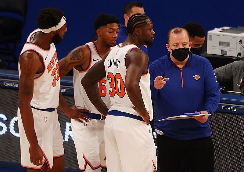 Fani w Nowym Jorku wreszcie widzą światełko w tunelu. Knicks wracają na mapę NBA