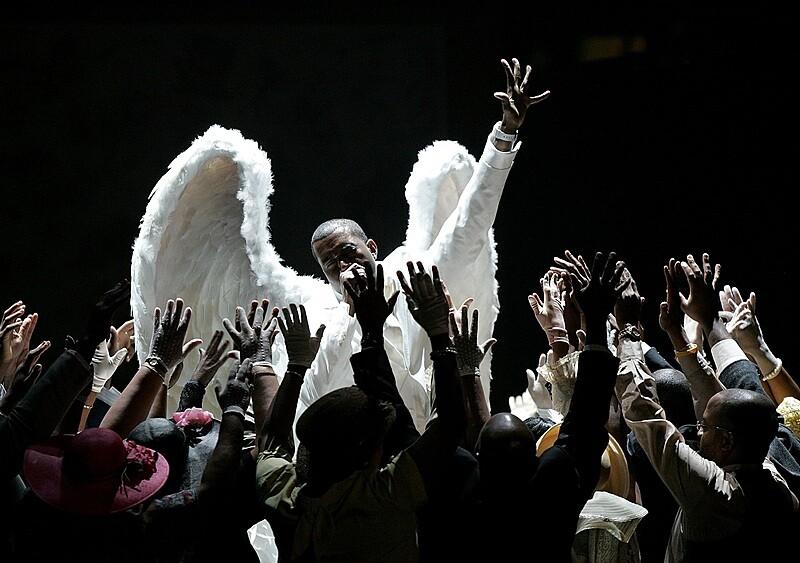 Kanye West to najbogatszy Afroamerykanin w historii! Jego majątek jest szacowany na blisko 7 miliardów dolarów