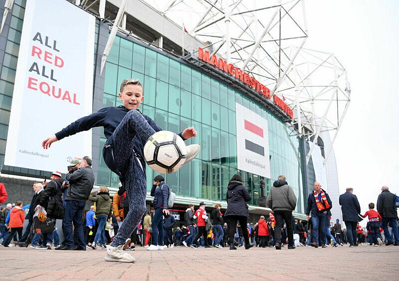Manchester United mówi podwórkom i ulicom: sprawdzamy. Specjalny skaut poszuka sześcioletnich gwiazd futbolu