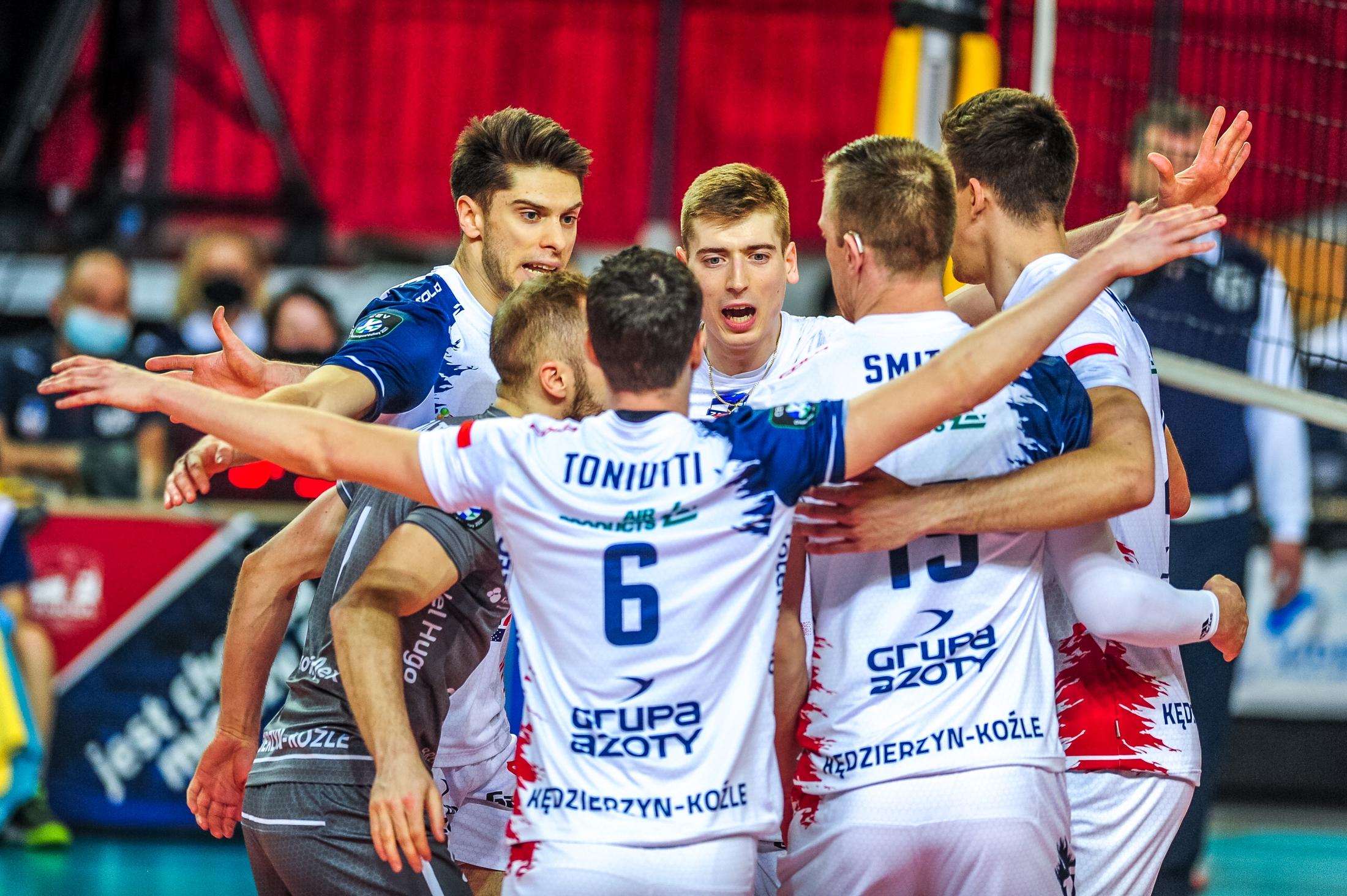 Polska drużyna w finale Ligi Mistrzów