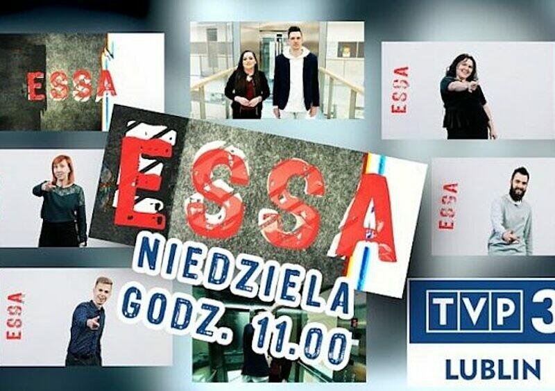 """Rany boskie! TVP 3 Lublin nazwało swój nowy program religijny """"Essa"""""""