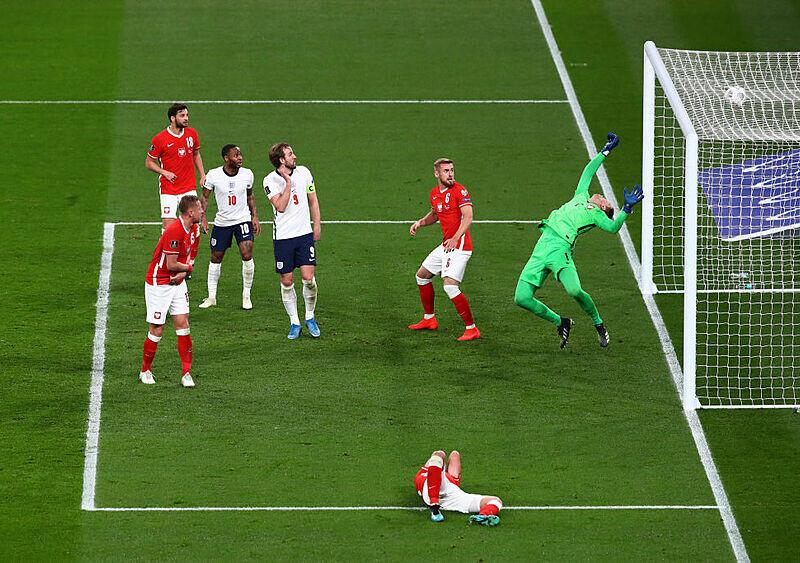 Stres, potem euforia i nadzieja, wreszcie rozczarowanie – na Wembley przeszliśmy wszystkie stany emocjonalne