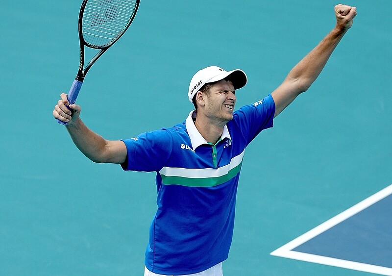 Największy polski sukces w historii męskiego tenisa. Hubert Hurkacz zdobywa Florydę!