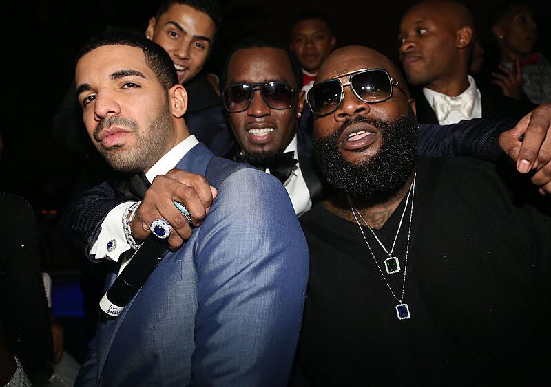 Rick Ross i Drake nagrywają wspólny album? To w zasadzie pewne