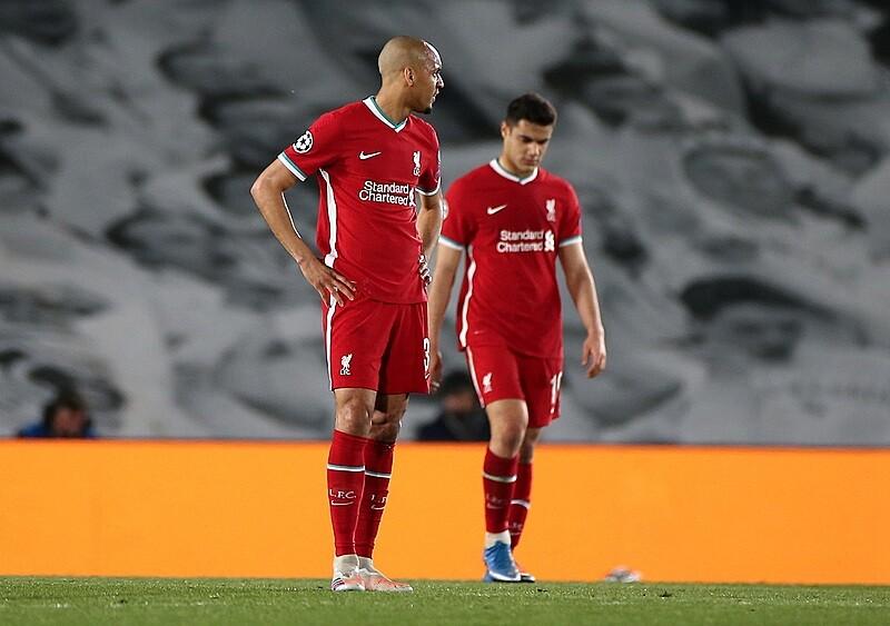 Porażka, po której ucieka całe powietrze. Liverpool znów robi krok do przodu, a później dwa wstecz