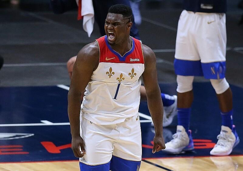 Zion pod obręczą jak Shaq. Coraz większa dominacja Williamsona w NBA