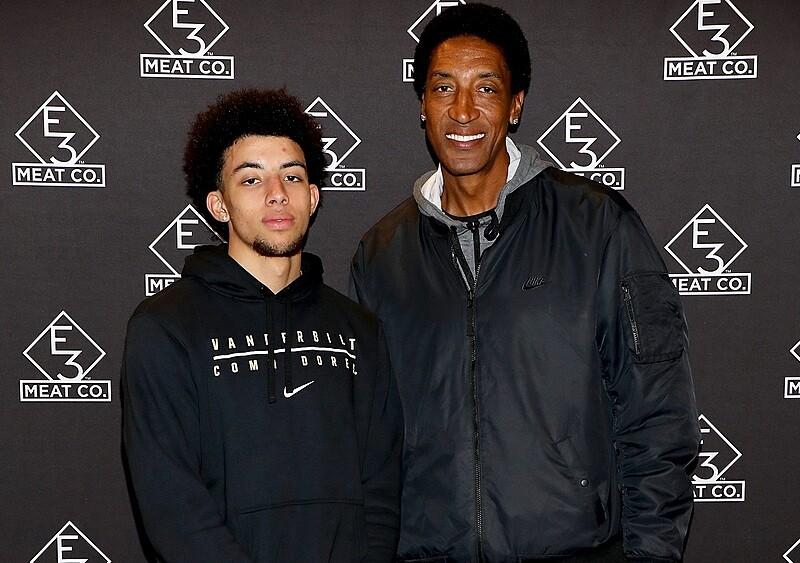 Niedaleko pada jabłko. Scotty Pippen Jr. puka do NBA, czyli o najlepszych duetach ojciec-syn w historii ligi