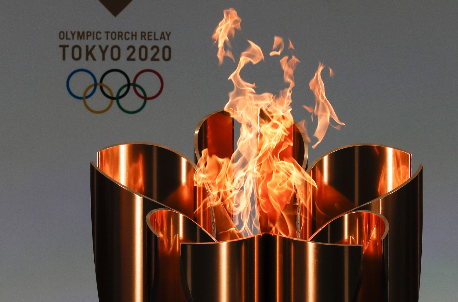 Tokyo 2020 Olympic Games Torch Relay Grand Start