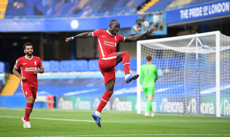 Chelsea v Liverpool - Premier League: Sadio Mane
