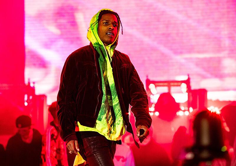 A$AP Rocky wypuszcza kolekcję NFT, która obejmuje przedpremierowy odsłuch nadchodzącego albumu