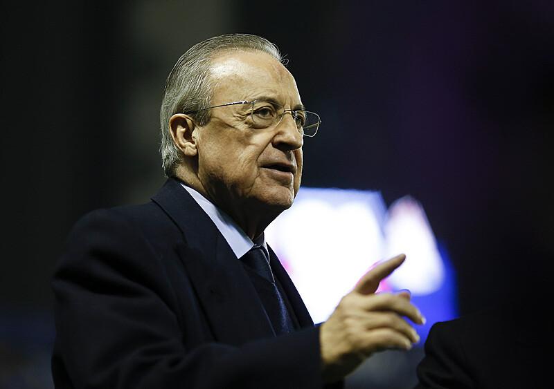 Gen ojca założyciela i rewolucjonisty. Florentino pod płaszczykiem zbawiania piłki wprowadza nowy porządek