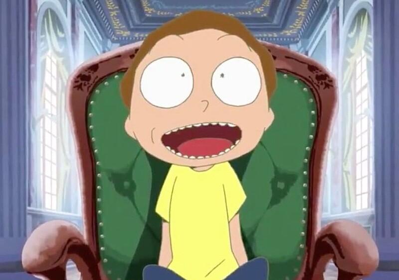 Rick i Morty powrócili! W oczekiwaniu na piąty sezon dostaliśmy krótkometrażowe anime