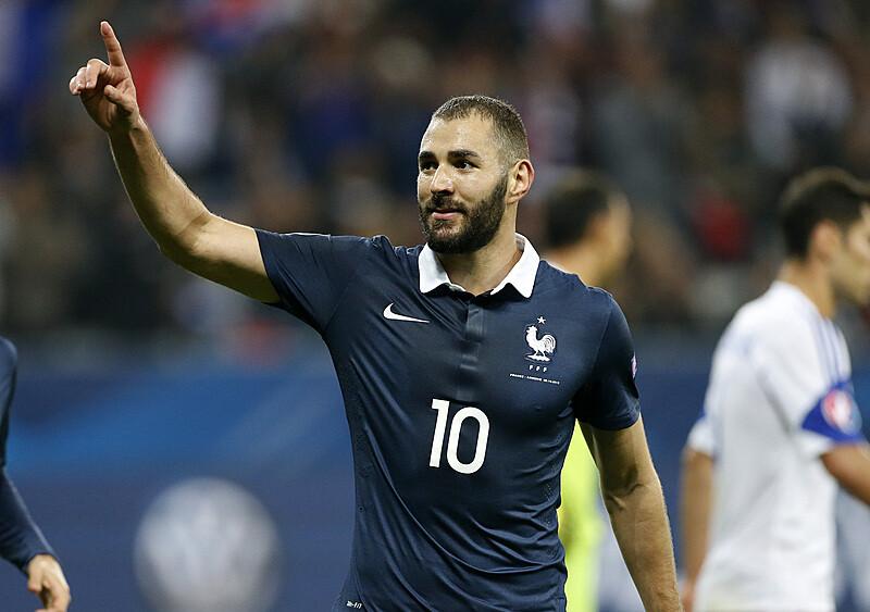 Monsieur Benzema ułaskawiony. Nad Sekwaną wygrał futbol, a nie polityka