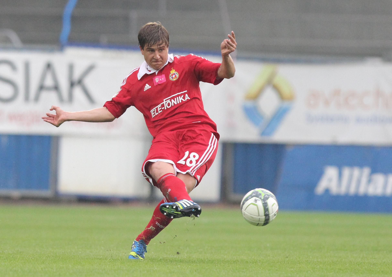 Były piłkarz Wisły Kraków