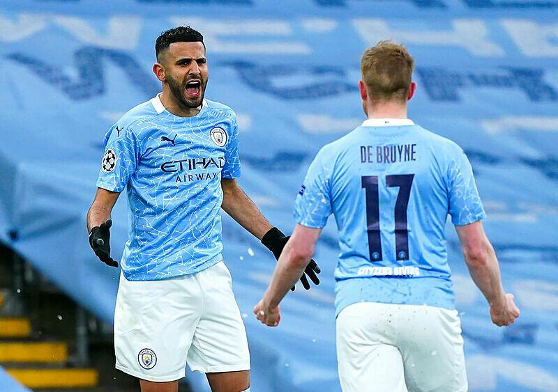 Co mają ze sobą wspólnego spokój Guardioli, kunszt Mahreza i Górnik Zabrze? Finał Ligi Mistrzów dla Manchesteru City