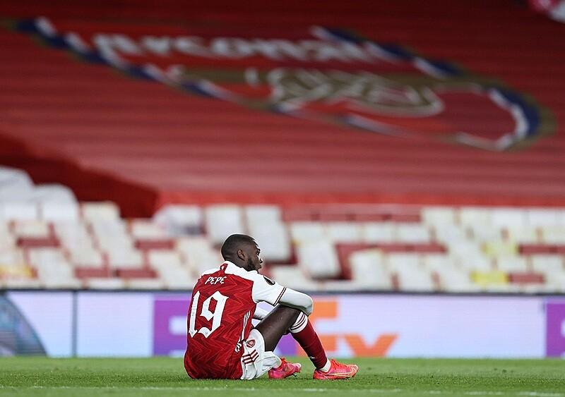 Najgorszy sezon od 26 lat jako naturalna kolej rzeczy. Arsenal na równi pochyłej