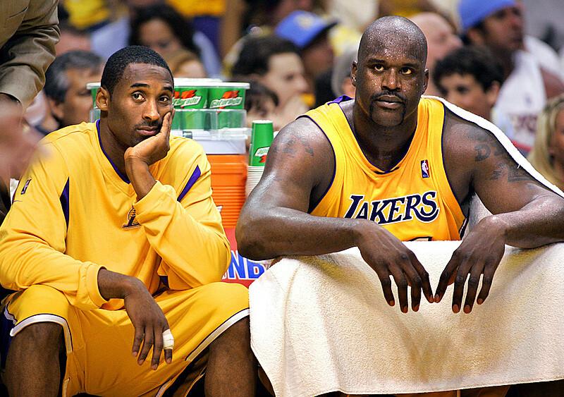 """Los Angeles Lakers z własnym serialem. Powtórzy sukces """"The Last Dance""""?"""