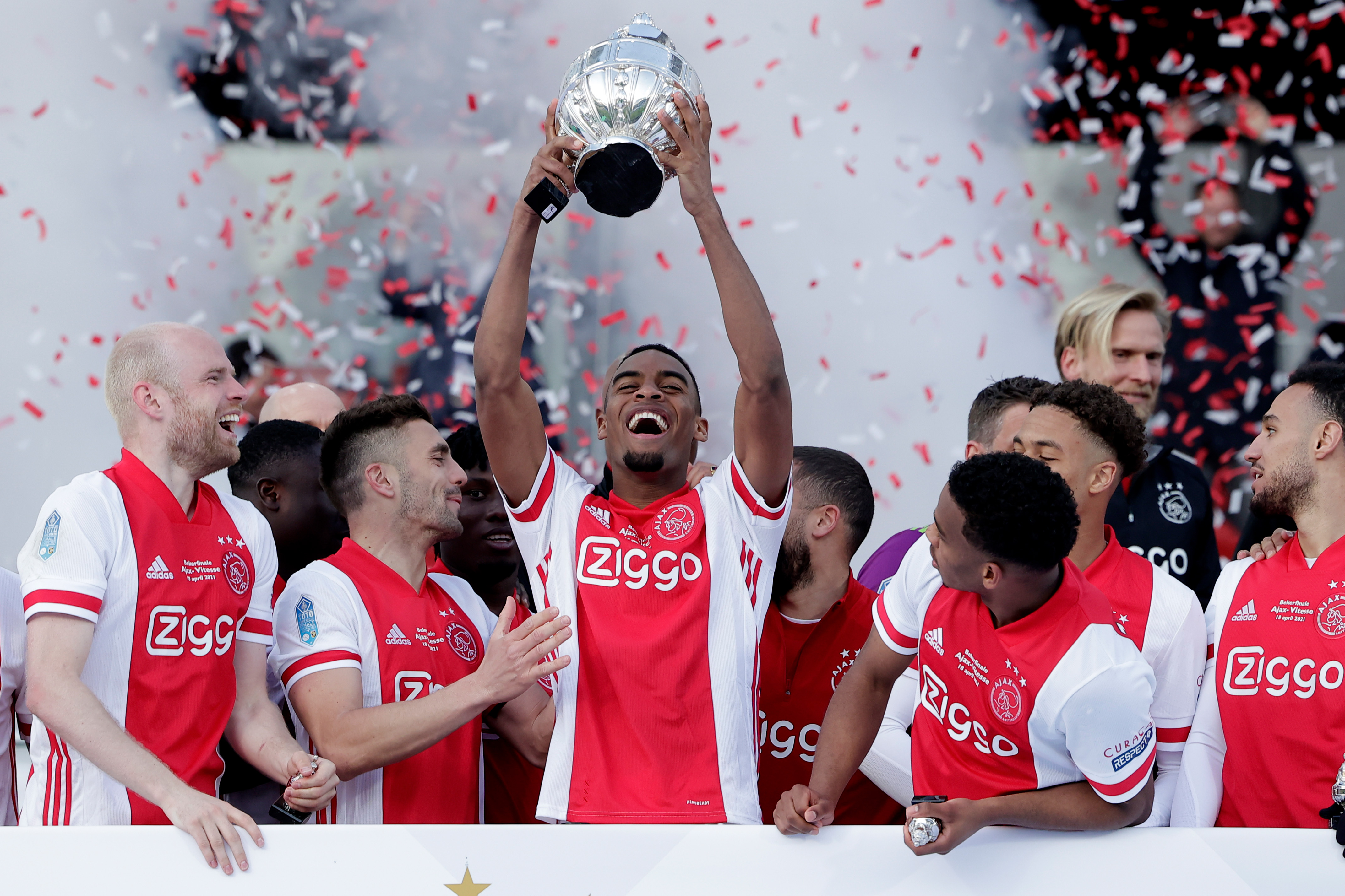Ajax v Vitesse - Dutch KNVB Beker
