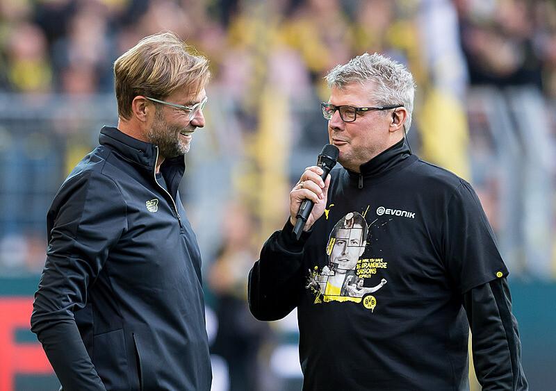 Zniszczona kariera, zyskana chwała. Jak spiker Borussii Dortmund został legendą