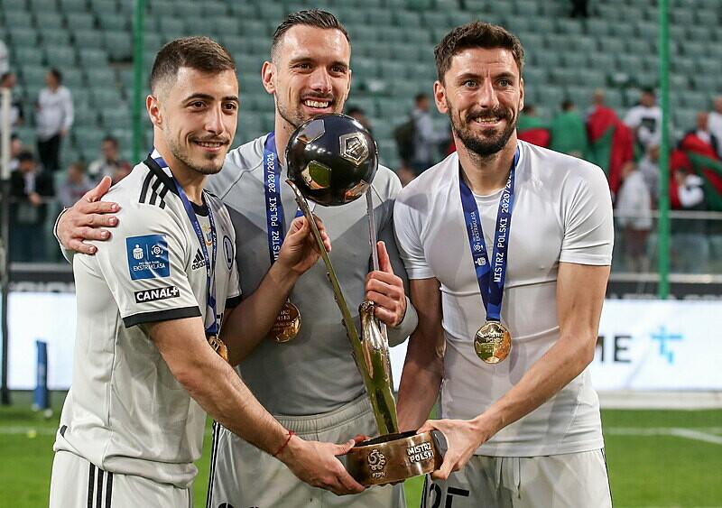 Liga w bałkańskim rytmie i polskie akcenty. Nasza 11 sezonu ekstraklasy