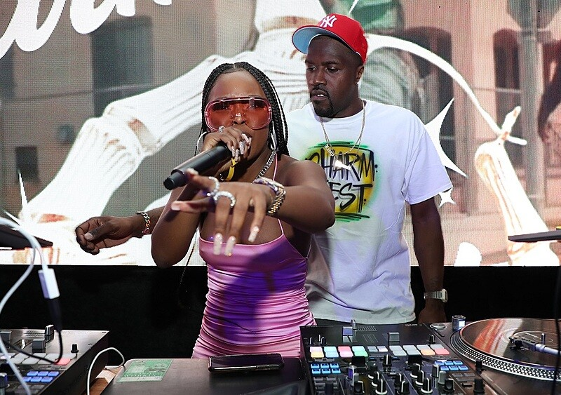 Ukryty skarb kobiecego rapu? Choreografka Kendricka Lamara i Dui Lipy wkracza na scenę