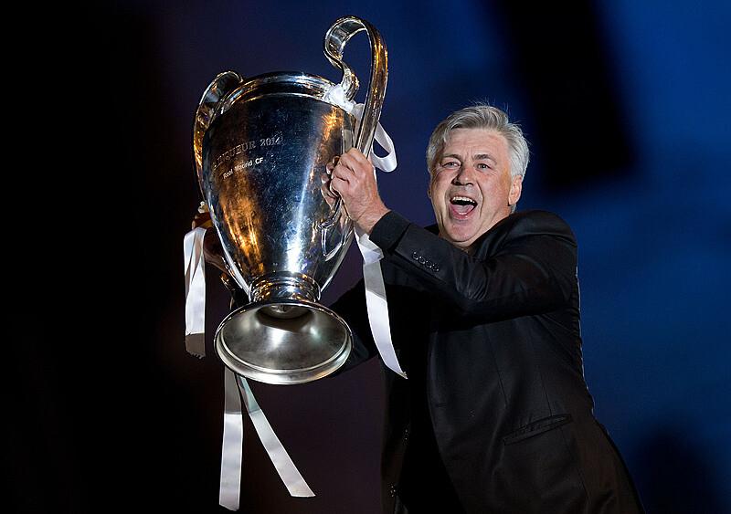 Żadna taktyka nie jest ważniejsza od prezydenta klubu. Mr. Tortellini wraca do Realu Madryt