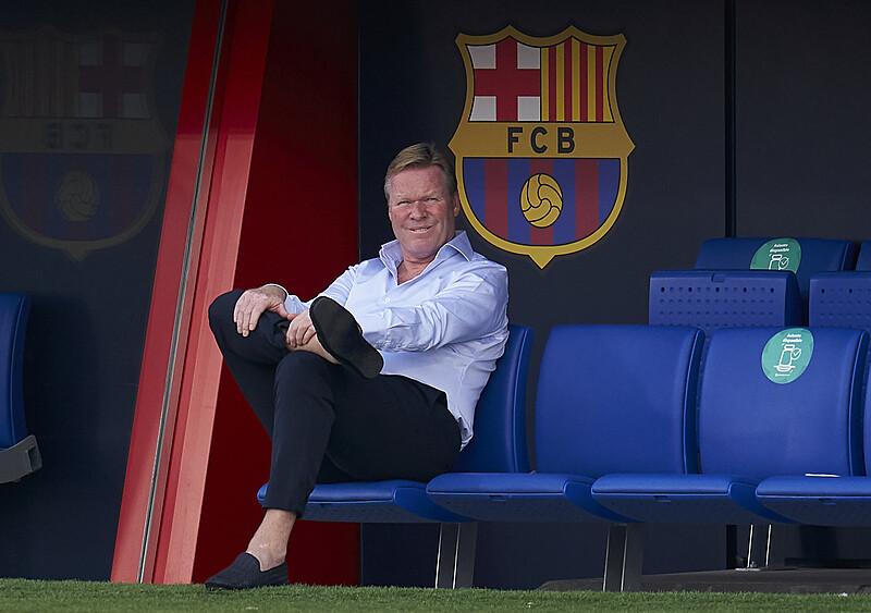 Ile waży trener, a ile prezydent. Koeman zostaje w Barcelonie, ale czy na swoich warunkach?