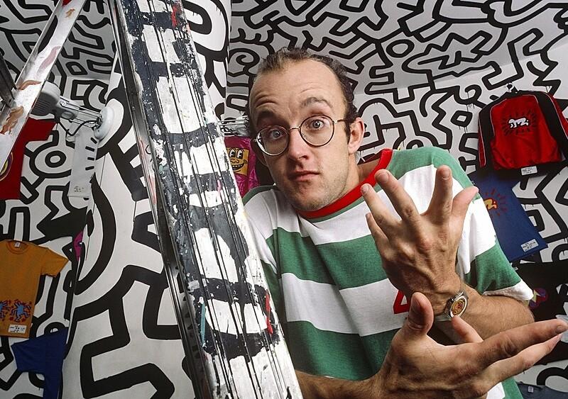 Wizjoner pop artu, ikona LGBTQ, przyjaciel gwiazd: dziedzictwo Keitha Haringa jest wieczne
