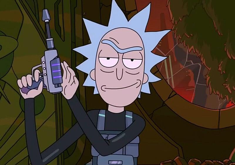 """Główny bohater """"Rick and Morty"""" pojawi się w nowym sezonie gry Fortnite"""