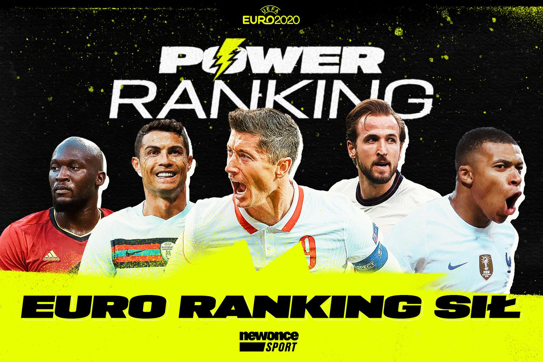 power ranking Euro