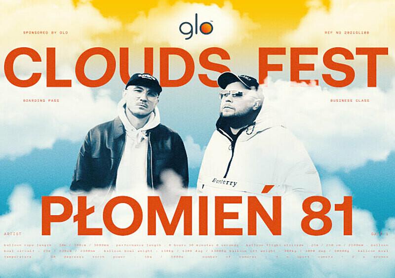To będą koncerty najwyższych lotów! Płomień 81 pierwszym headlinerem Clouds Fest