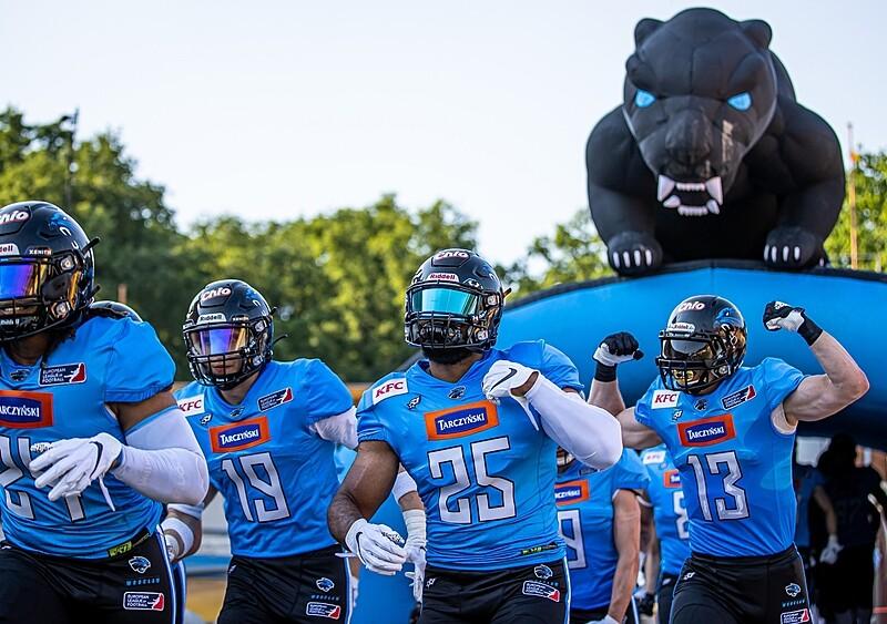 Futbol amerykański po europejsku. Panthers Wrocław wkroczyli w nową erę
