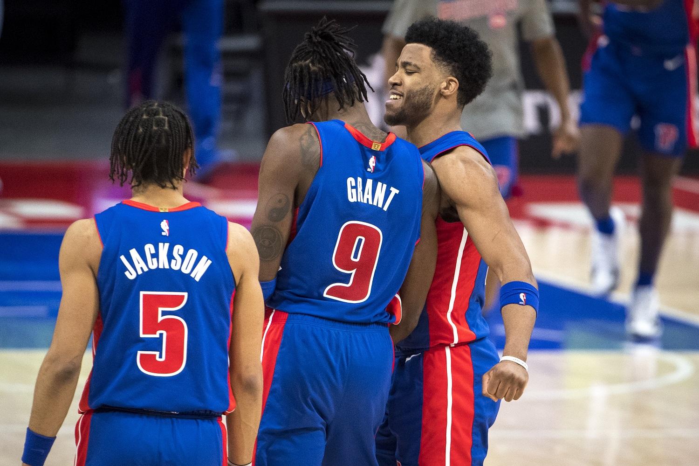 NBA: Detroit Pistons