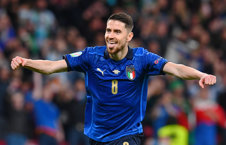EURO 2020. Włochy - Jorginho
